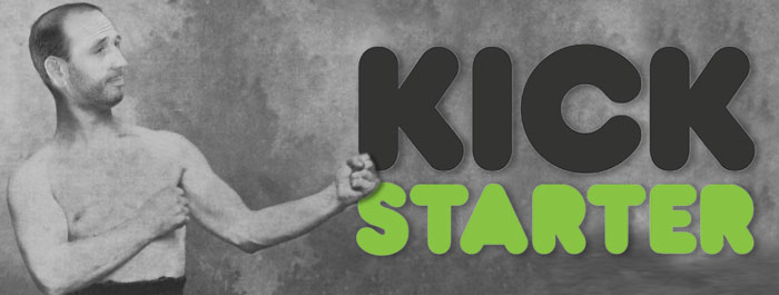 Fred's Kickstarter fight